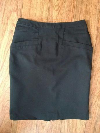Черная юбка, школьная форма 10-12 лет