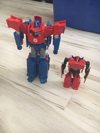 Zabawki - samochodziki Transformers.