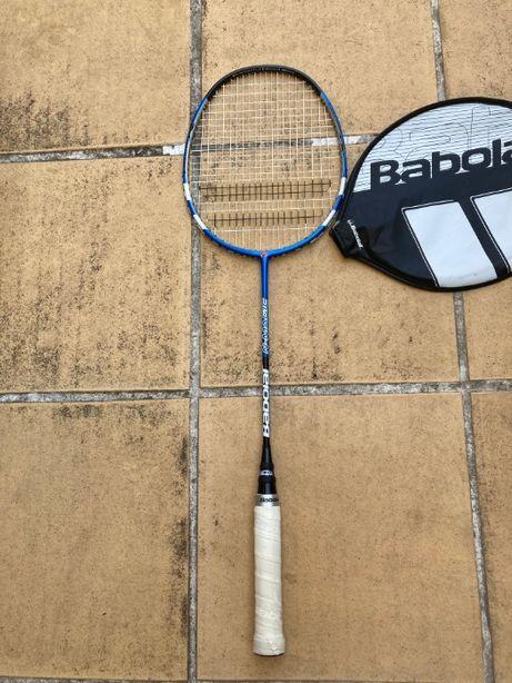 Raquete Badminton - Babolat N Magic
