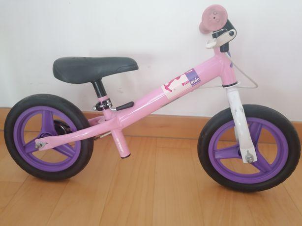 Bicicleta sem pedais Runride
