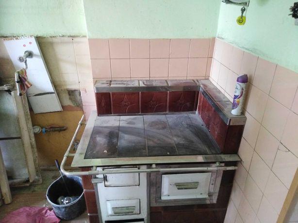 Piec kuchenny kaflowy