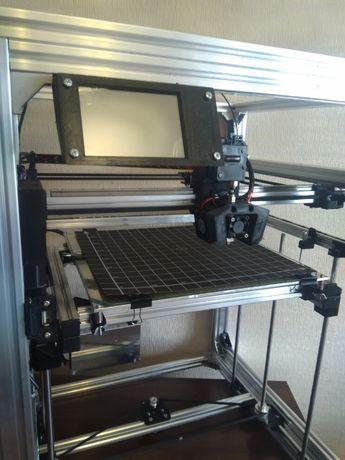 3d Printer ONIKS XL 420 *420*400 3д Принтер Core XY ONIKS XL