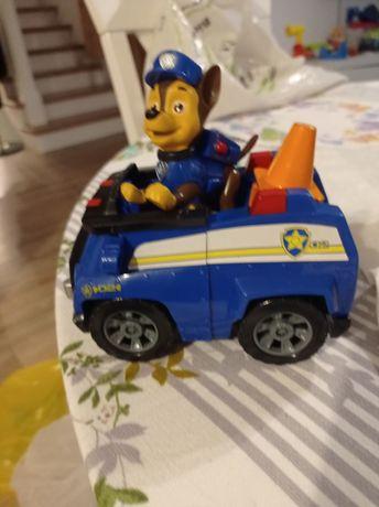 Chase figurka z pojazdem