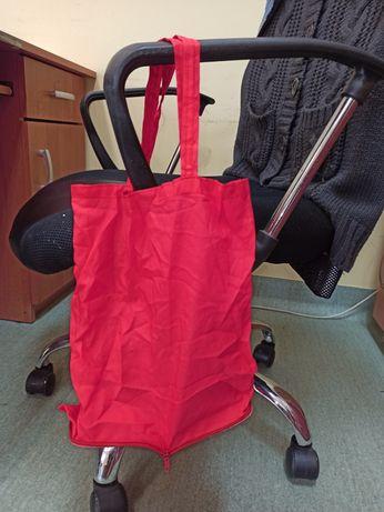 Skladana torba zakupowa