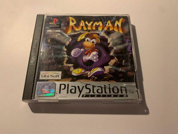 Rayman Ps1 Playstation1
