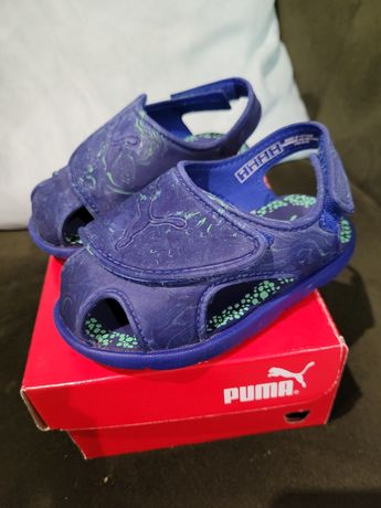 Sandały Puma rozmiar 22 wkładka 14 cm