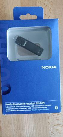 Nowy zestaw słuchawkowy Bluetooth Nokia BH- 609