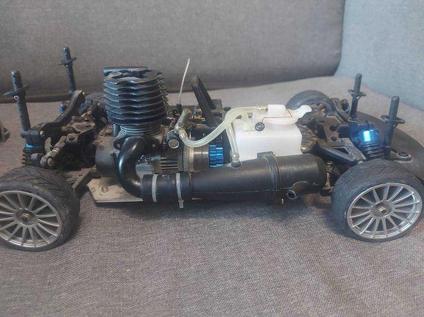 Deagostini AMG Mercedes C-Cclass DTM 1:10 2008