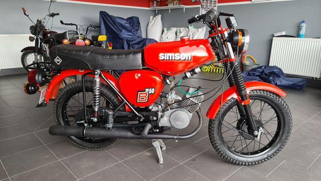 Simson S50 B 3 biegowy