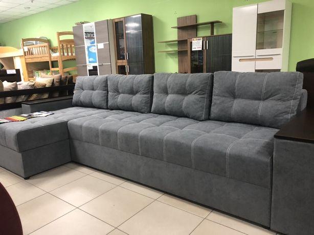 Угловой диван Камфорт