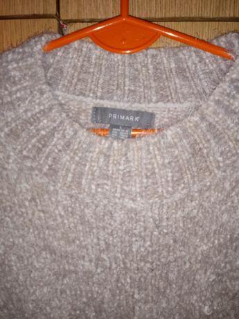 Primark miękki sweter L