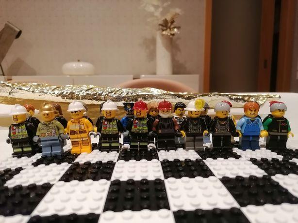 Minifiguras originais da LEGO