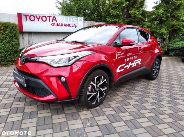 Toyota C-HR 1.2 T Style
