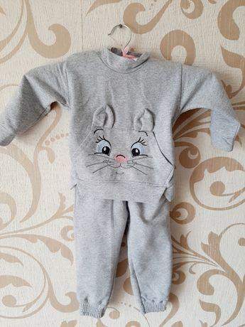 Дитячий костюм (светр+штани)