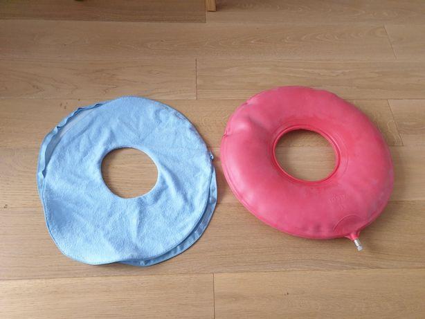 Poduszka kółko po porodzie