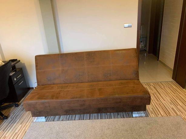 Łóżko rozkładane wersalka