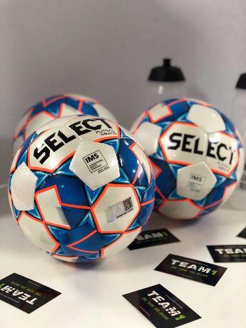 Мяч футзальний 4 Select Mimas white новий оригінал