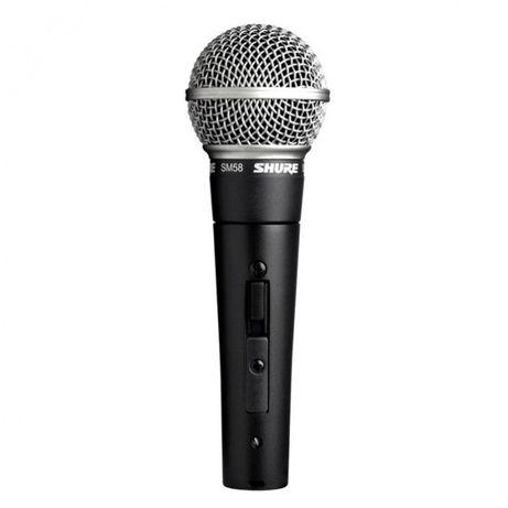 Mikrofon dynamiczny z włącznikiem SHURE SM 58 SE