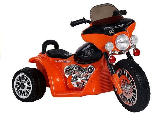 Motor na Akumulator JT568 Pomarańczowy 4356- WYSYŁKA GRATIS!