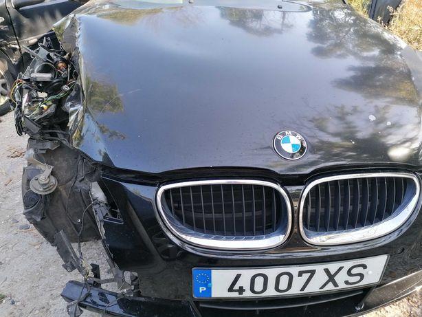 BMW 525d F60 SALVADO