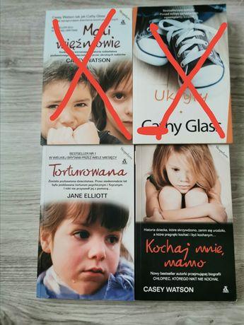 Książki z serii historie prawdziwe Torturowana, Kochaj mnie mamo