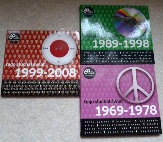 Tego słuchał świat - kolekcja 60 lat Empiku 3 CD