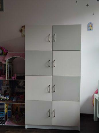 Szafa do pokoju dziecięcego szafka na ubrania zabawki