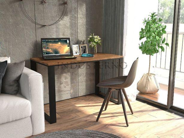 Biurko industrialne nowoczesne stylowe loft minimalistyczne producent