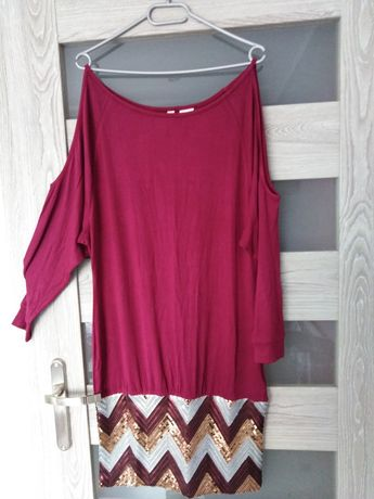 Nowa sukienka nietoperz bonprix L/XL