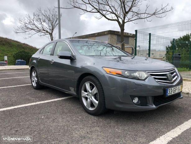 Honda Accord 2.4 Executive Top