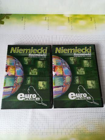 Kurs niemieckiego, rozmówki, expresowy kurs 4 płyty