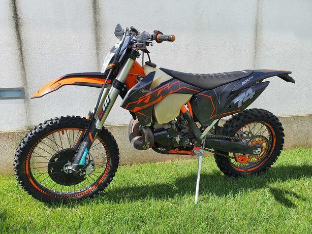 KTM EXC 300 Matriculada