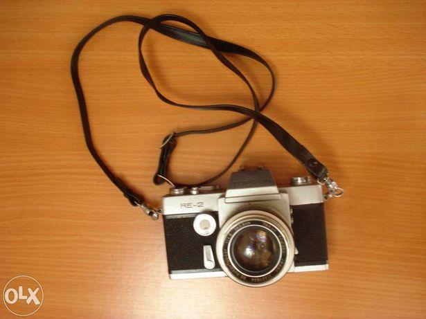 Máquina fotográfica topcon re-2 35mm