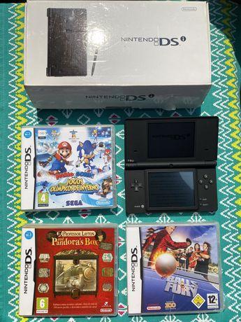 Nintendo DSi e/ou Jogos Nintendo DSi