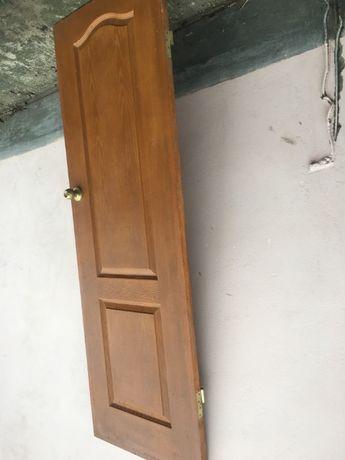 Продам двері бу. Міжкімнатні.