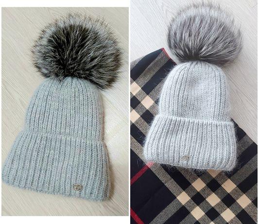 Зимняя шапка. Новая!