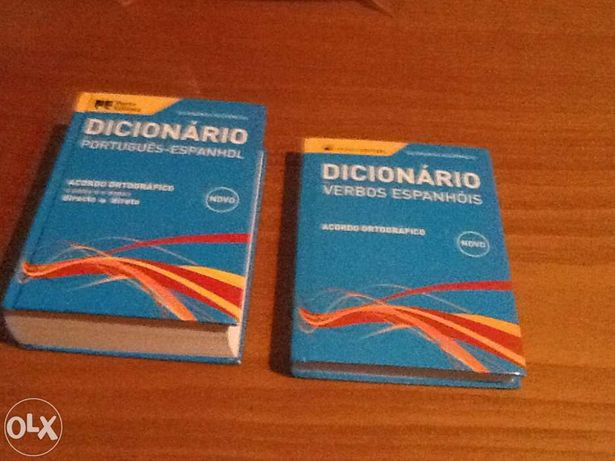 Vendo conjunto de dicionários