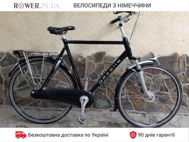 Велосипед (рама XXL) з планетарною втулкою Gazelle Paris 28 Nexus 7