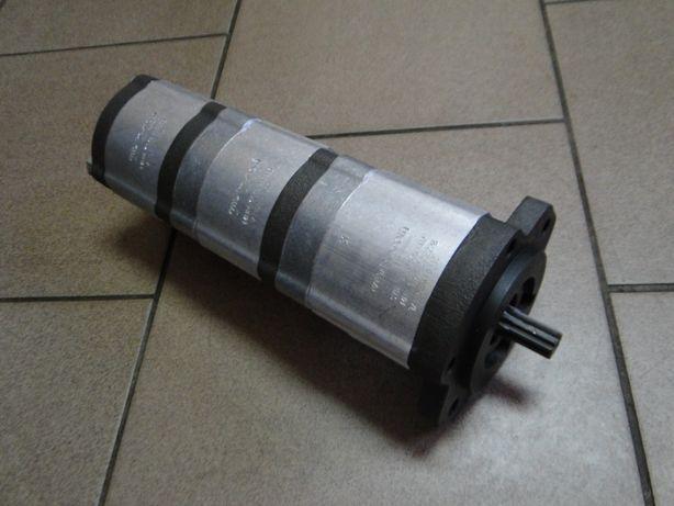 Pompa hydrauliczna zębata potrójna Bosch Rexroth John Deere AZ49121