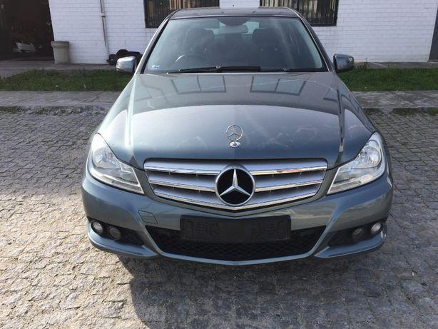 Mercedes C220 w204 para peças