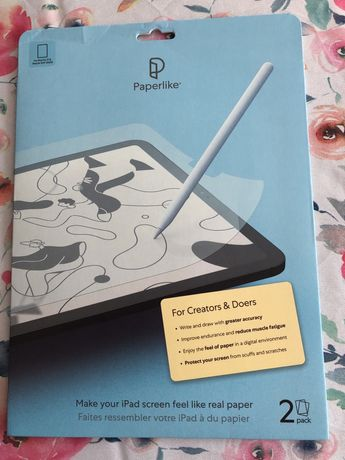 Folia Paperlike na iPad Pro 11 cali && iPad Air 10.9 cali