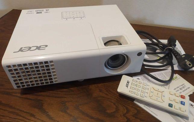 acer projektor rzutnik full hd hdmi 3d h651obd kino domowe