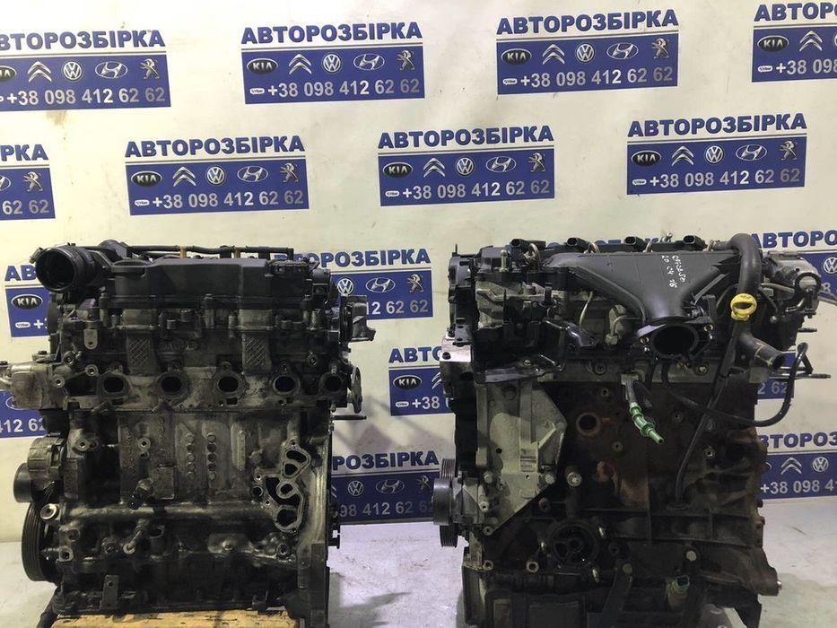 двигатель citroen C4 picasso мотор ситроен с4 гранд пикассо 1.6 2.0