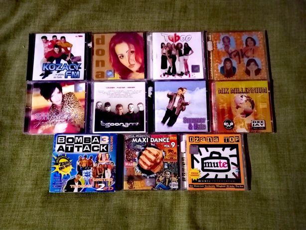 Polski Dance Płyty CD i nie tylko
