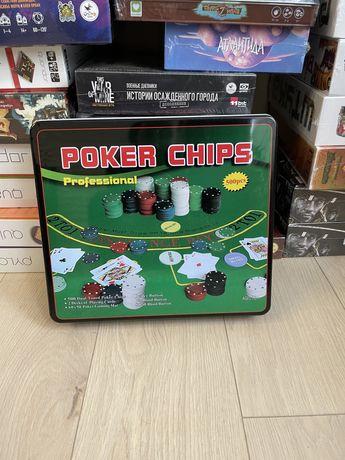 Покер - 500 фишек