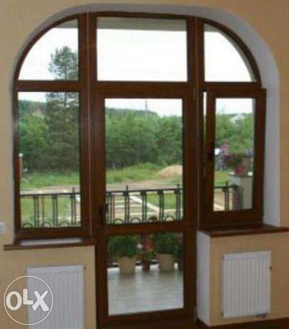 Металлопластиковые окна, двери, балконные рамы