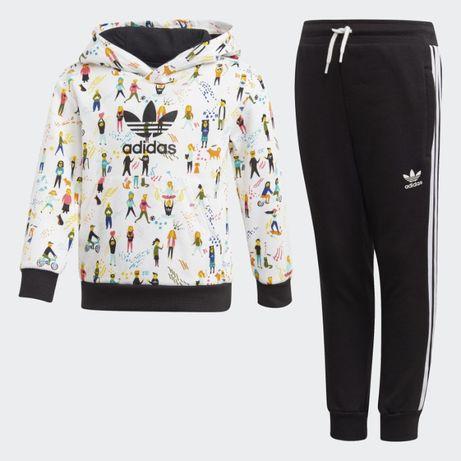 adidas Originals Hoodie Set Kids' Спортивный костюм детский Оригинал!