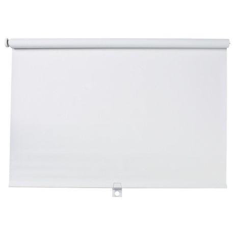 Рулонний штора, що блокує світло, білий, 160x195 см TUPPLUR в наявност