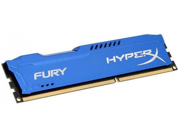 Оперативна пам'ять HyperX DDR3-1600 4096MB (HX316C10F/4)