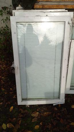 Okna i Drzwi Drewniane Trzyszybowe Duża Ilosć